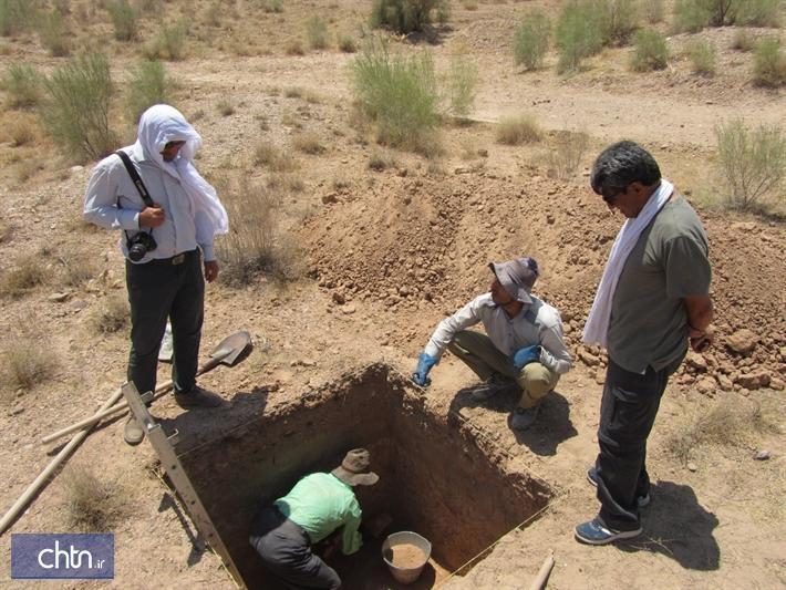 آغاز کاوش باستان شناسی در محوطه تاریخی تل خاکستر شاهرود