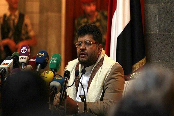 محمد علی الحوثی از نقش گریفیتس در یمن انتقاد کرد