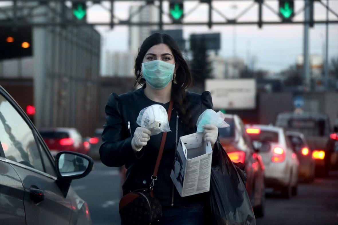 خبرنگاران متخصص روس بیماریهای واگیر: موج دوم کرونا در روسیه بزودی از راه می رسد