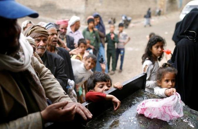 در روزهای آینده یک فاجعه عظیم در یمن رخ می دهد