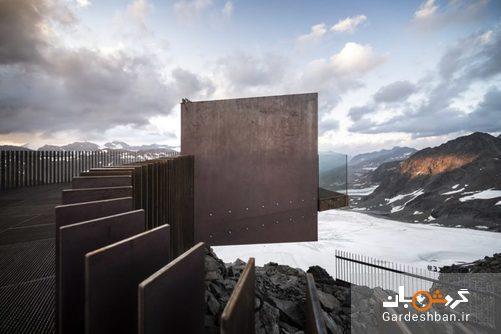 مرتفع ترین سکوی بازدید دنیا در ایتالیا، عکس