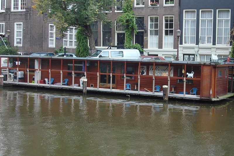 عجیب ترین جاذبه های گردشگری آمستردام، عکس