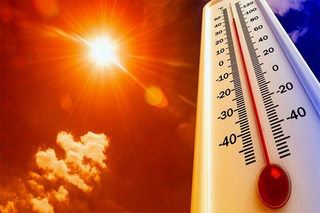 خبرنگاران زرین رود با 36 درجه سانتیگراد گرمترین نقطه زنجان گزارش شد