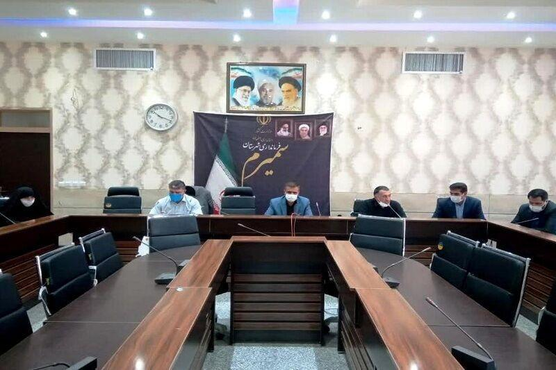 خبرنگاران مرحله دوم انتخابات مجلس در سمیرم با رعایت شرایط بهداشتی برگزار می گردد