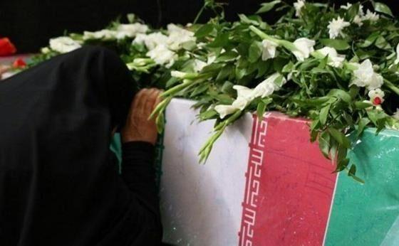 خبرنگاران مادران شهیدان مصور، شالبافی، باغبانی و سعیدی به فرزندان شهید خود پیوستند