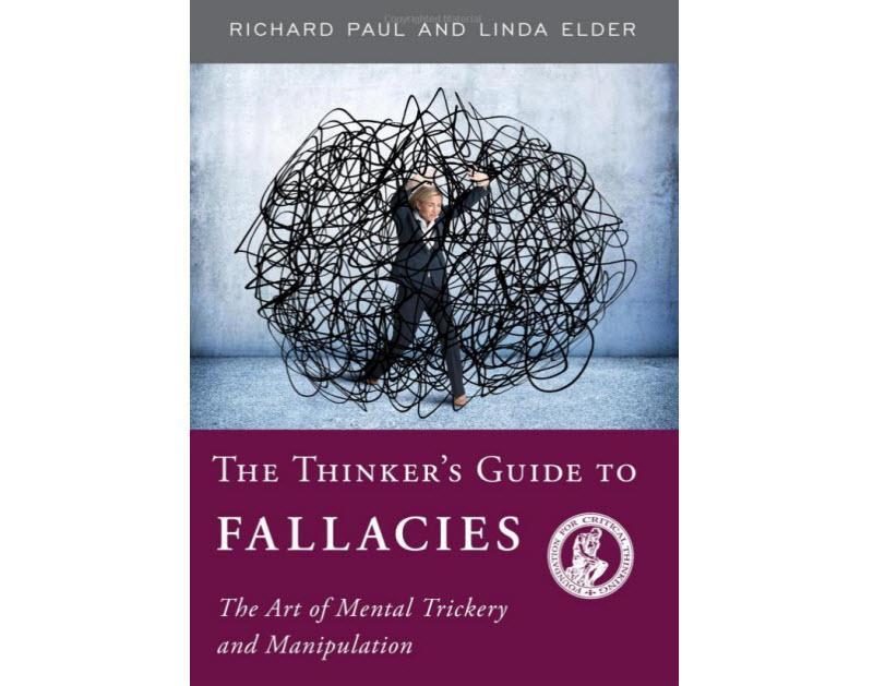 معرفی کتاب مغالطه های پرکاربرد، 44 ترفند کثیف برای برنده شدن در بحث ها