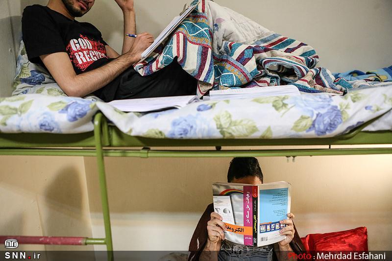 خوابگاه برای دانشجویان جدید اختصاص نمی دهیم