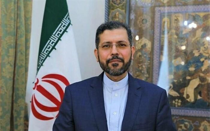 خطیب زاده: صلح و ثبات در منطقه همیشه اولویت اصلی ایران است