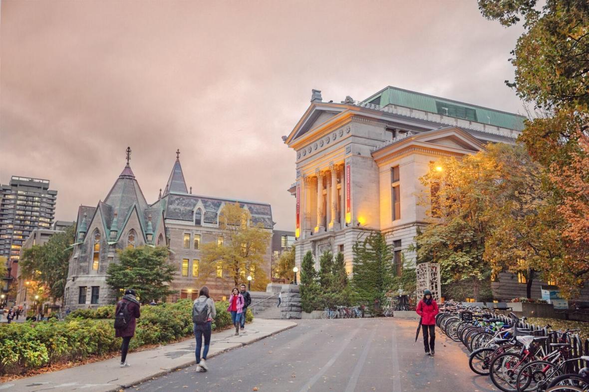 مقاله: دانشگاه مک گیل (McGill University)