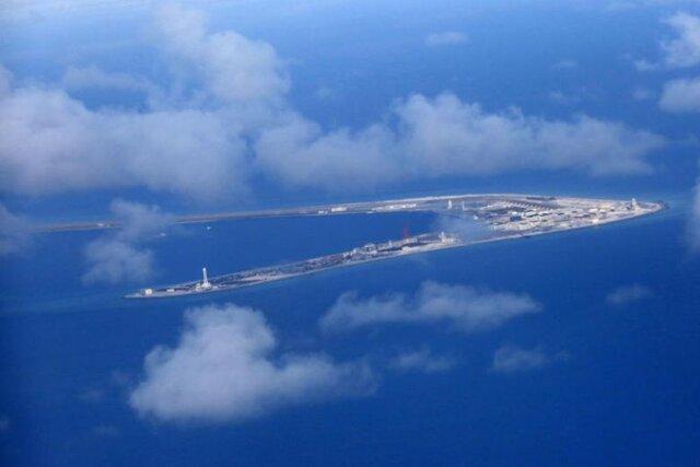رزمایش ژاپن، آمریکا و استرالیا در دریای چین جنوبی