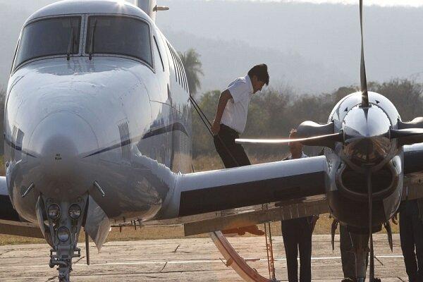 ایوو مورالس به ونزوئلا رفت