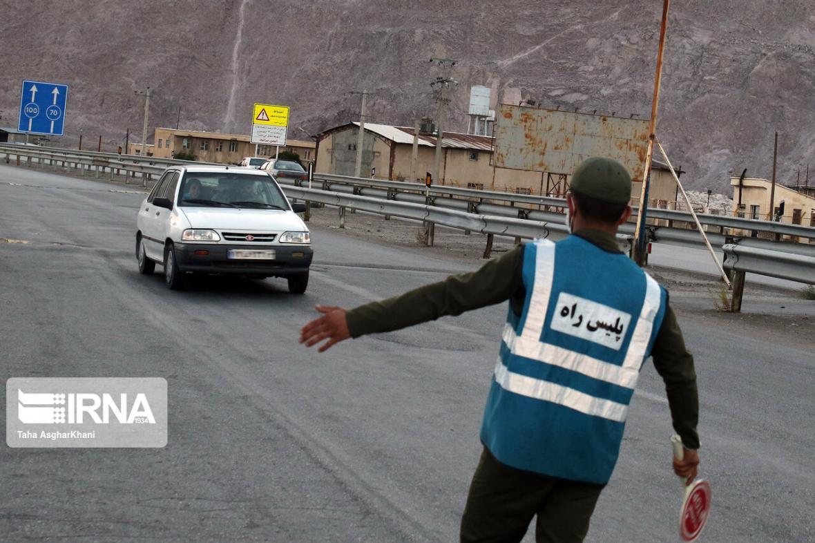 خبرنگاران تردد ورودی به کلانشهر اصفهان 20 درصد کاهش یافت