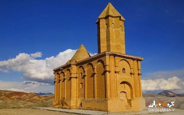 کلیسای سهرقه؛ جاذبه تاریخی تبریز با معماری متفاوت، عکس