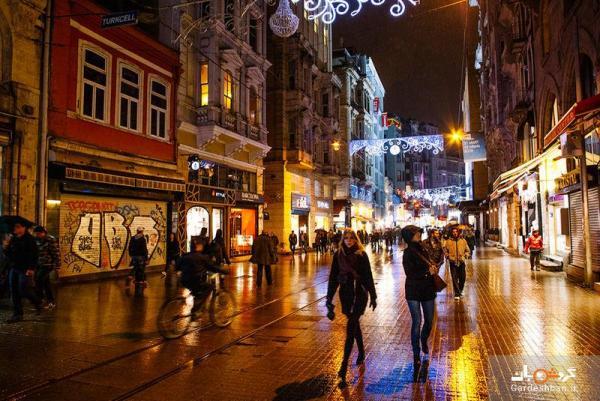 5 خیابان برای عاشقان خرید در استانبول