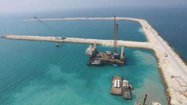قرارگاه خاتمالانبیاء بزرگترین بندر صنعتی، معدنی و نفتی ایران را میسازد
