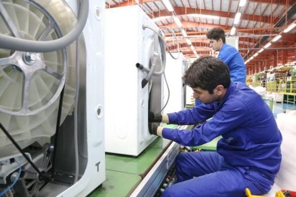 هاشمی: 220 میلیون دلار داخلی سازی در صنعت لوازم خانگی محقق شد