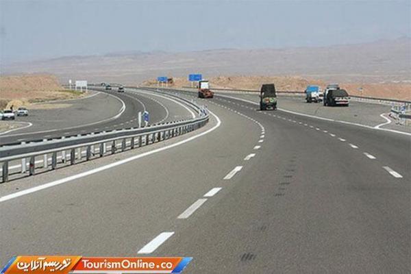 شلوغ ترین جاده ایران طی شبانه روز گذشته