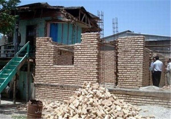 خانه های روستایی مقاوم شده در چالدران به 2150 مورد می رسد
