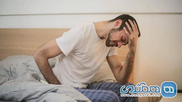 دلایل سنگینی پاها هنگام بیدار شدن از خواب