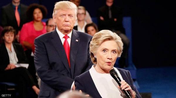 هیلاری کلینتون: هواداران ترامپ تروریست داخلی هستند