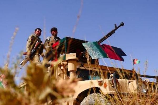 مرگ 12 نیروی دولتی افغانستان در حمله طالبان