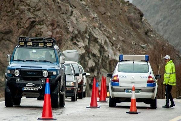 محدودیت های ترافیکی خاتمه هفته اعلام شد