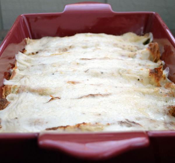 طرز تهیه کرپ گوشت (با طعم قارچ و پنیر)