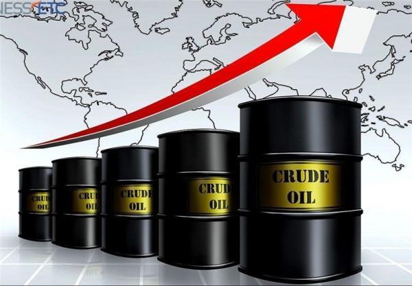 قیمت نفت بالا کشید