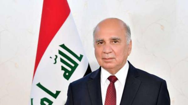 وزیر خارجه عراق وارد عربستان شد