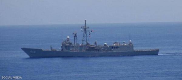 رزمایش دریایی مصر و اسپانیا در دریای سرخ