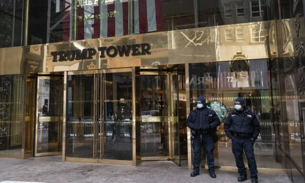 ترامپ به نیویورک بازمی شود