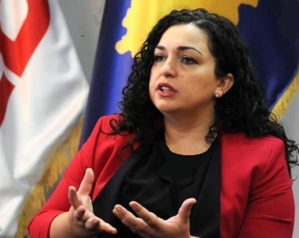 خبرنگاران یک زن رئیس جمهوری کوزوو شد