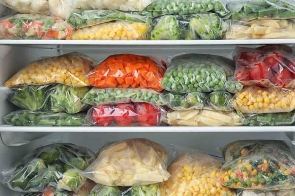 غذاهایی که پس از انجماد هم خواص خود را حفظ می نمایند