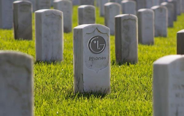 تعطیلی بخش موبایل LG رسما تأیید شد