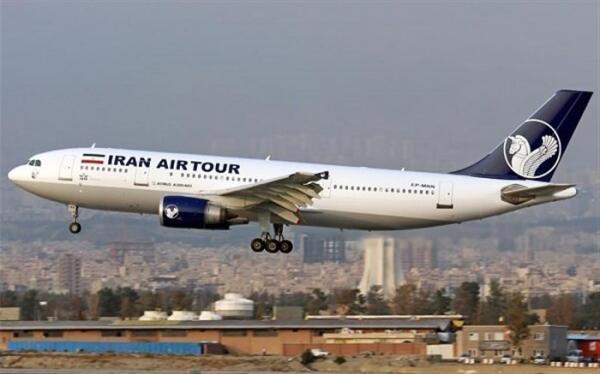 اعزام و پذیرش مسافر پروازهای بین المللی در سال 99 حدود 90 درصد کاهش یافت