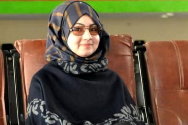 (تصویر) نوریه تابش ورزشکار افغان توسط همسر سابقش تیرباران شد