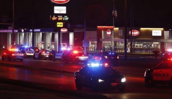 تیراندازی در ویسکانسین آمریکا با پنج کشته و مجروح