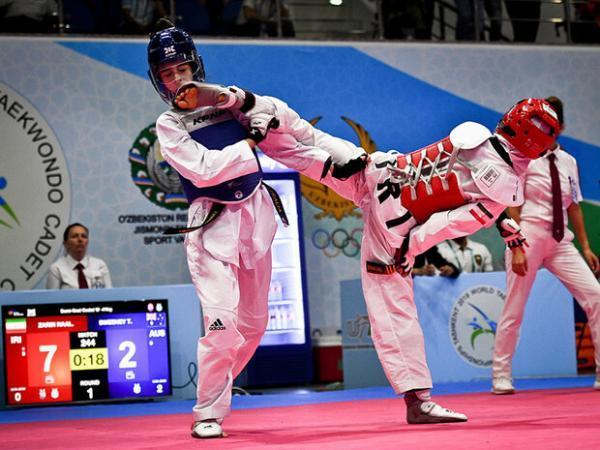 رنکینگ المپیکی تکواندوکاران در ماه می اعلام شد