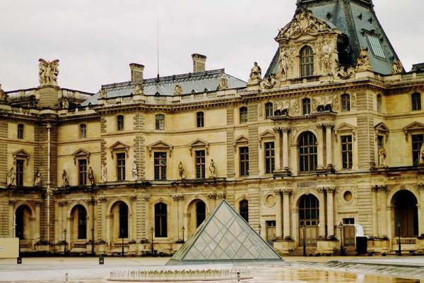 10 واقعیت جذاب درباره موزه لوور پاریس، تصاویر