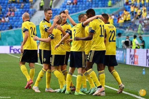 (ویدیو) خلاصه بازی سوئد 3 - 2 لهستان 2 تیر 00