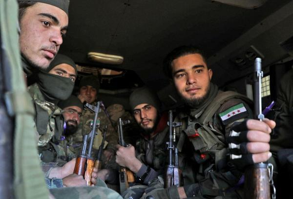 منبع سوری: ترکیه مزدوران سوریه را به افغانستان می فرستد