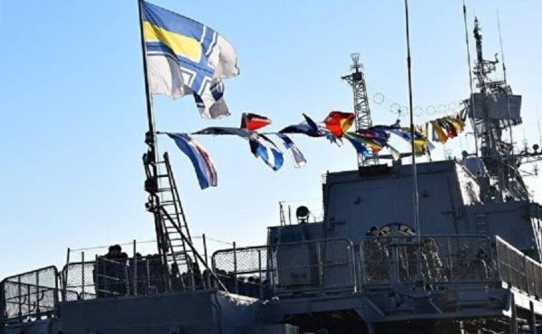 کی یف مدعی حمله بدافزاری روسیه به نیروی دریایی اوکراین شد
