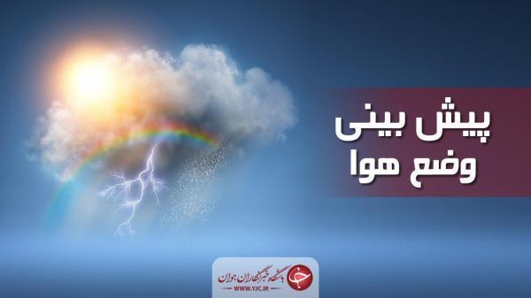 پیش بینی وزش باد شدید و گرد و خاک برای آسمان استان سمنان