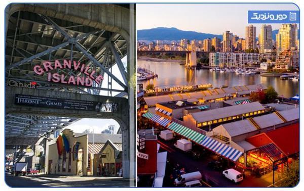 تور کانادا: جاذبه های توریستی ونکوور را بیشتر بشناسید